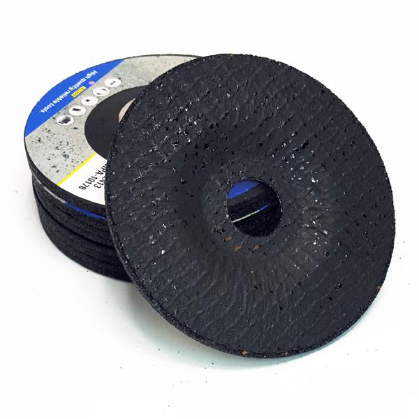 kinzo set 10 st ck steinscheiben 115 mm stein beton. Black Bedroom Furniture Sets. Home Design Ideas