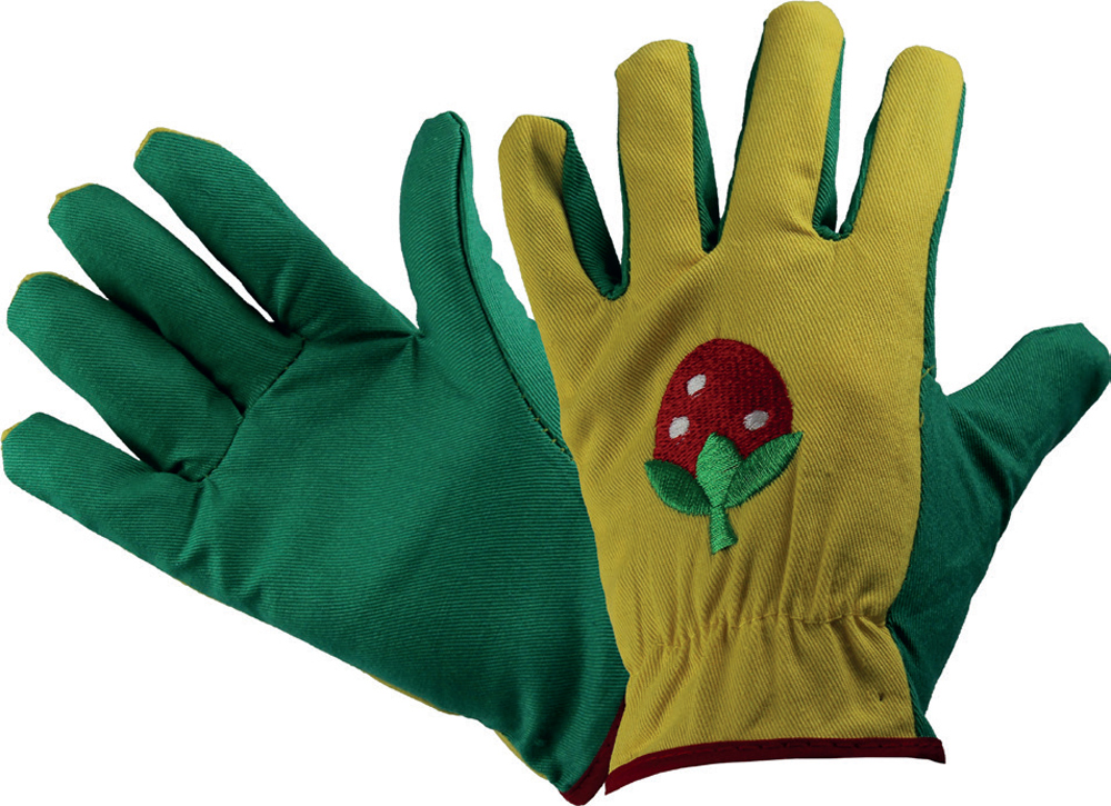 hase kinder arbeitshandschuhe gartenhandschuhe kinder arbeits garten handschuhe ebay. Black Bedroom Furniture Sets. Home Design Ideas