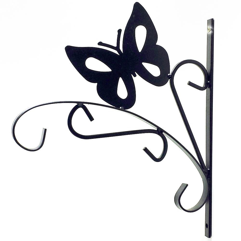 wandhalter metall blumenampel wand blumen h nge ampel. Black Bedroom Furniture Sets. Home Design Ideas
