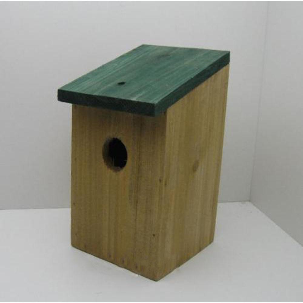 nistkasten vogelhaus aus holz vogelh uschen vogel nist haus kasten h uschen ebay. Black Bedroom Furniture Sets. Home Design Ideas