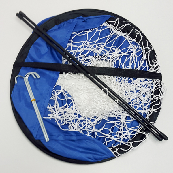 pop up fu balltor heringe fu ball spa mini garten soccer tor goal 122x66x66cm 4052371216371 ebay. Black Bedroom Furniture Sets. Home Design Ideas