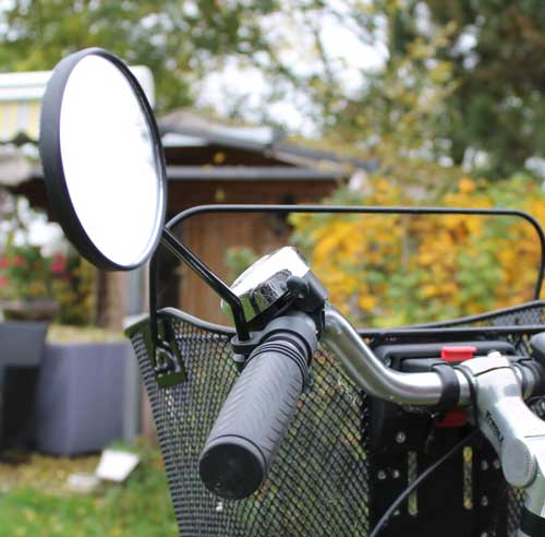 fahrradspiegel kunststoffhalterung fahrrad r ck spiegel. Black Bedroom Furniture Sets. Home Design Ideas